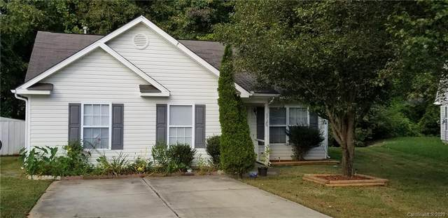 5706 Justins Forest Drive #18, Charlotte, NC 28212 (#3670695) :: High Performance Real Estate Advisors