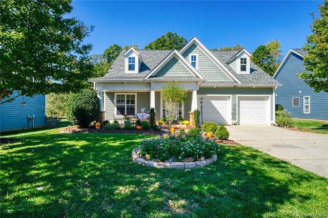 845 Somerton Drive, Fort Mill, SC 29715 (#3670787) :: Caulder Realty and Land Co.