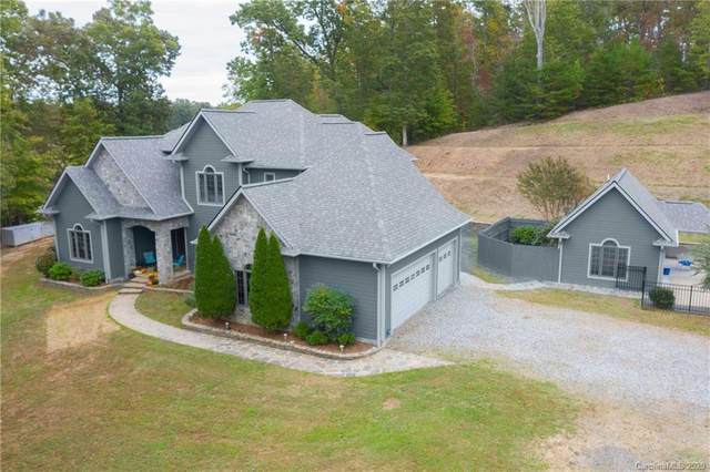 6115 Big Level Road, Mill Spring, NC 28756 (#3670968) :: Robert Greene Real Estate, Inc.