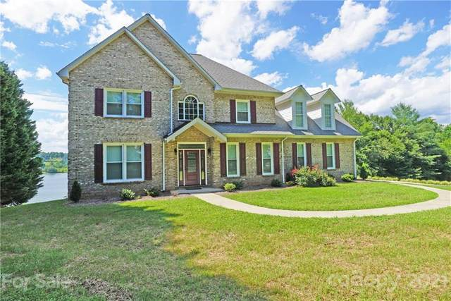 55 Peninsula Lane, Taylorsville, NC 28681 (#3670983) :: Burton Real Estate Group
