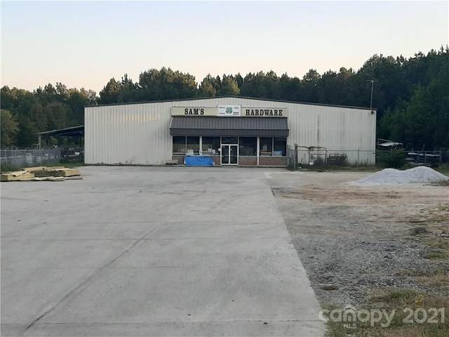 670 Lancaster Highway, Chester, SC 29706 (#3671092) :: BluAxis Realty