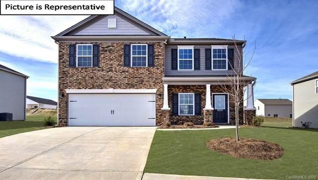 7140 Pennyroyal Way, Charlotte, NC 28216 (#3671142) :: Stephen Cooley Real Estate Group