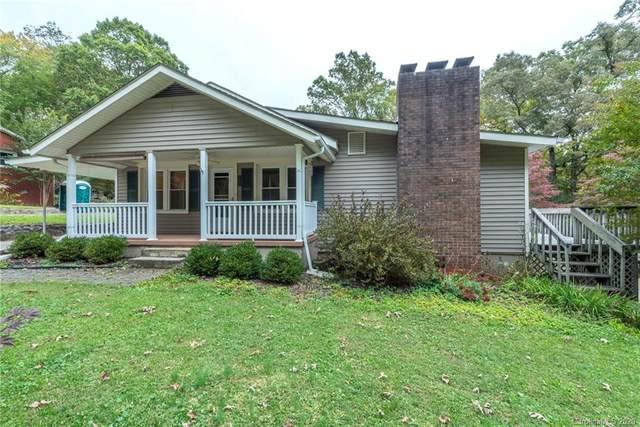 706 Laurel Avenue, Black Mountain, NC 28711 (#3671149) :: Exit Realty Vistas