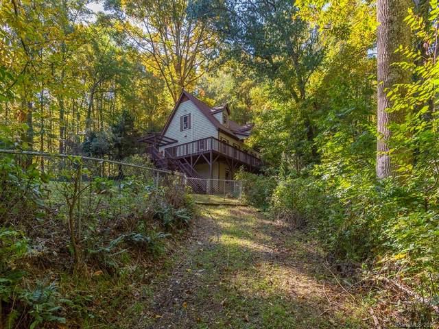 278 Apple Creek Road, Waynesville, NC 28786 (#3671266) :: Homes Charlotte