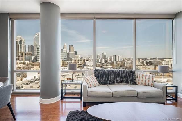 315 Arlington Avenue #1201, Charlotte, NC 28203 (#3671392) :: Charlotte Home Experts