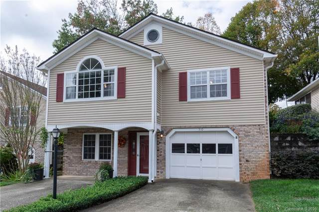 510 Belvidere Court, Hendersonville, NC 28791 (#3671505) :: BluAxis Realty