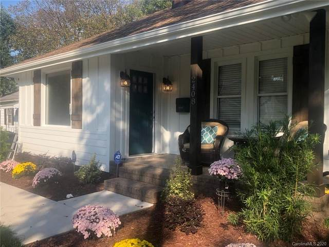 2408 Barry Street, Charlotte, NC 28205 (#3671773) :: Stephen Cooley Real Estate Group