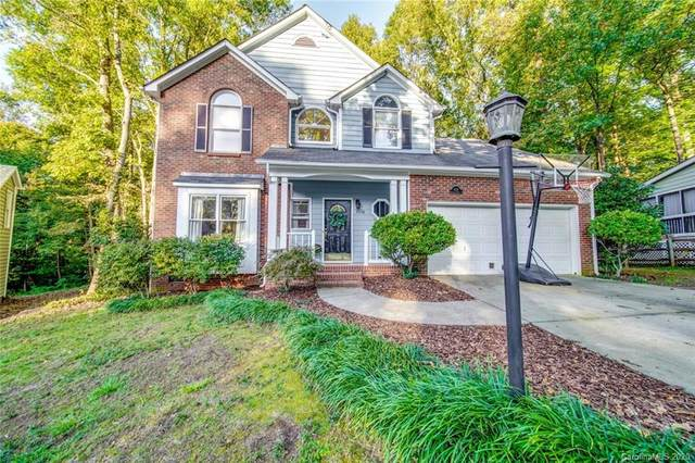 9238 Heritage Woods Place, Charlotte, NC 28269 (#3671982) :: The Mitchell Team