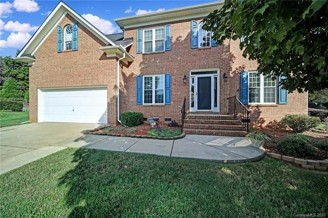 12838 Shamley Court, Huntersville, NC 28078 (#3672139) :: High Performance Real Estate Advisors