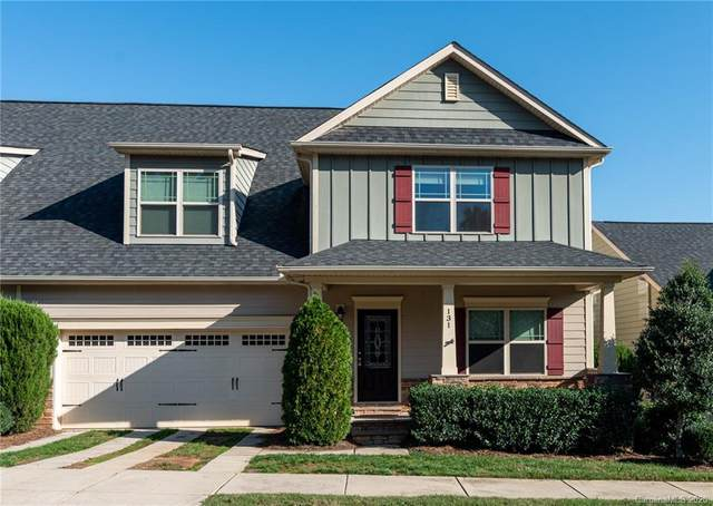 131 Aztec Circle #43, Mooresville, NC 28117 (#3672232) :: Caulder Realty and Land Co.