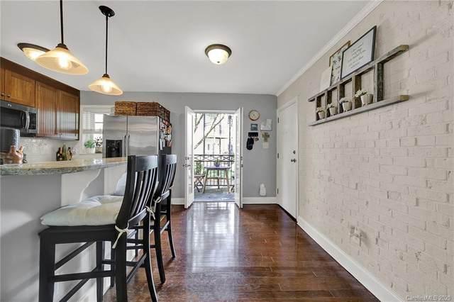 4913 Park Road A, Charlotte, NC 28209 (#3672314) :: High Performance Real Estate Advisors
