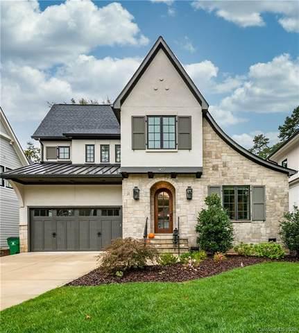 407 Wonderwood Drive, Charlotte, NC 28211 (#3672471) :: Exit Realty Vistas