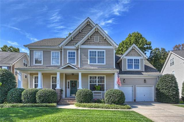10629 Stone Bunker Drive, Mint Hill, NC 28227 (#3672477) :: Caulder Realty and Land Co.