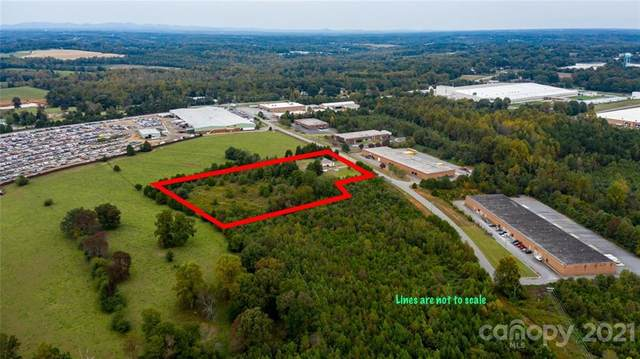 2591 Heart Drive, Claremont, NC 28610 (#3672539) :: BluAxis Realty