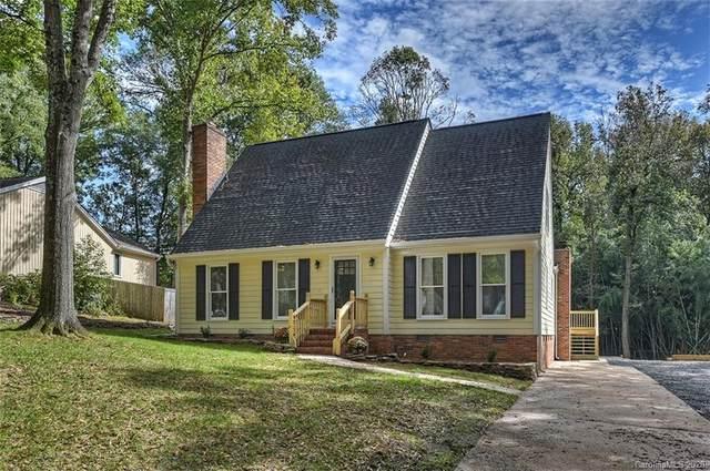 6033 Kingstree Drive, Charlotte, NC 28210 (#3672699) :: NC Mountain Brokers, LLC