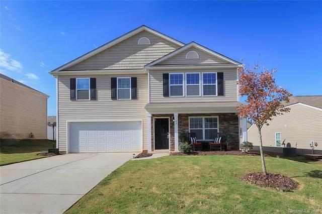 127 Harvest Pointe Drive, Statesville, NC 28677 (#3672840) :: High Performance Real Estate Advisors
