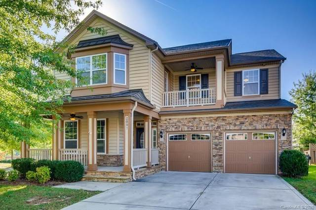2001 Glenhaven Drive, Waxhaw, NC 28173 (#3673002) :: LePage Johnson Realty Group, LLC