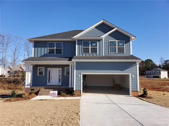 106 Cotton Creek Drive #18, Troutman, NC 28166 (#3673179) :: BluAxis Realty