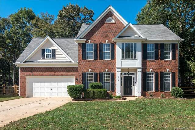 3819 Alden Street, Indian Trail, NC 28079 (#3673389) :: Scarlett Property Group