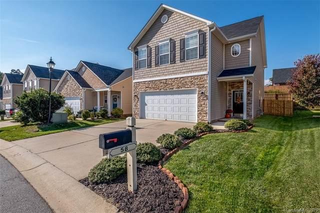 58 Chowan Drive, Fletcher, NC 28732 (#3673506) :: Cloninger Properties