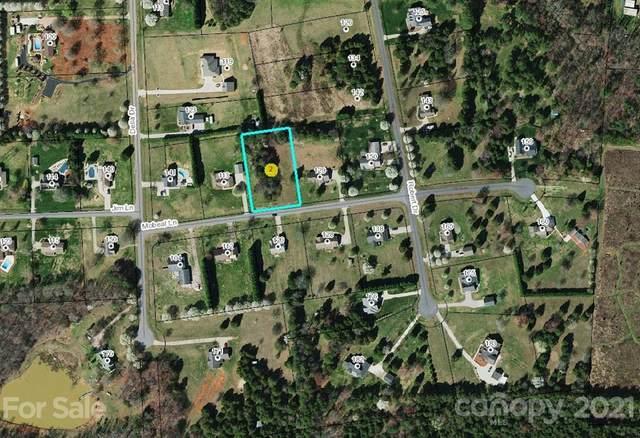 Lot 27 Mobeal Lane, Statesville, NC 28625 (#3673622) :: Carlyle Properties