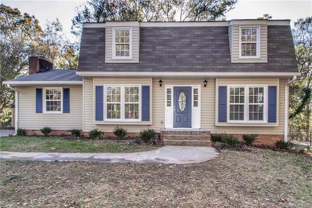 7403 Ritter Drive, Charlotte, NC 28270 (#3673742) :: IDEAL Realty