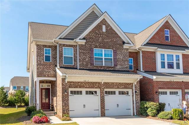 108 Dellbrook Street F, Mooresville, NC 28117 (#3673761) :: Caulder Realty and Land Co.