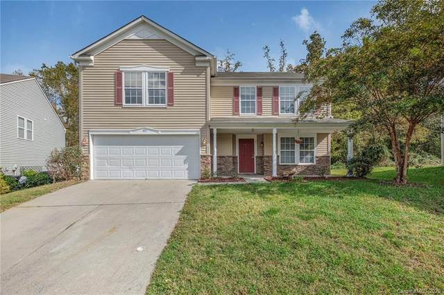 1811 Hansbury Drive, Charlotte, NC 28216 (#3674465) :: Homes with Keeley | RE/MAX Executive