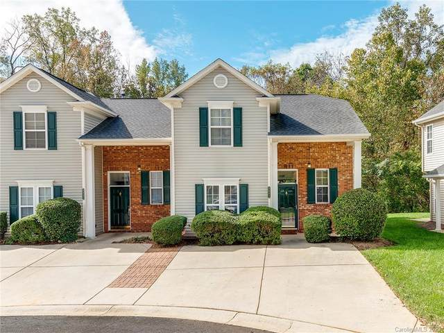8941 Cinnabay Drive #34, Charlotte, NC 28216 (#3674626) :: Caulder Realty and Land Co.