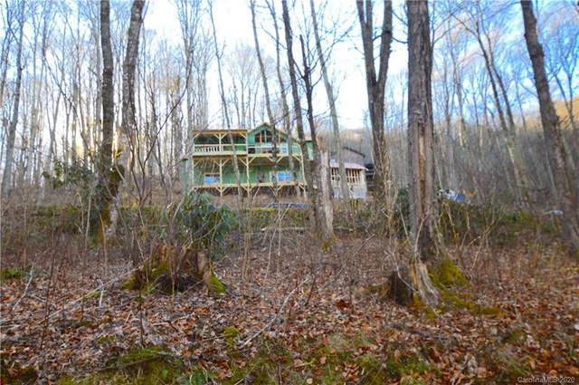 151 Yanasa Trail, Maggie Valley, NC 28751 (#3674709) :: Miller Realty Group