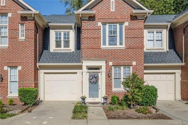 933 Park Slope Drive, Charlotte, NC 28209 (#3674789) :: Austin Barnett Realty, LLC
