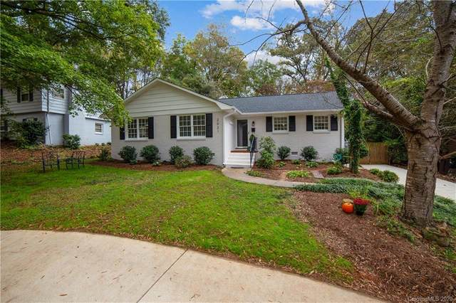 2021 Edgewater Drive, Charlotte, NC 28210 (#3674840) :: High Performance Real Estate Advisors