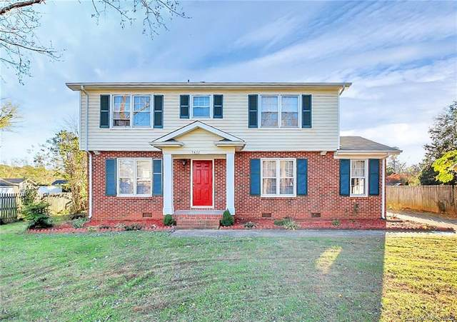 7422 Hillbourn Drive, Charlotte, NC 28212 (#3674881) :: Rowena Patton's All-Star Powerhouse