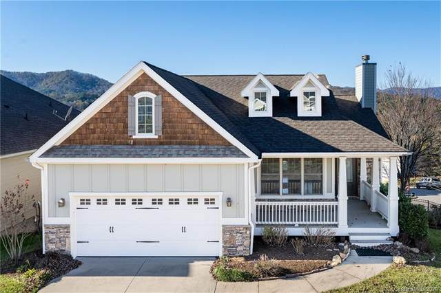 18 Regent Heights Road, Leicester, NC 28748 (#3674973) :: Stephen Cooley Real Estate Group