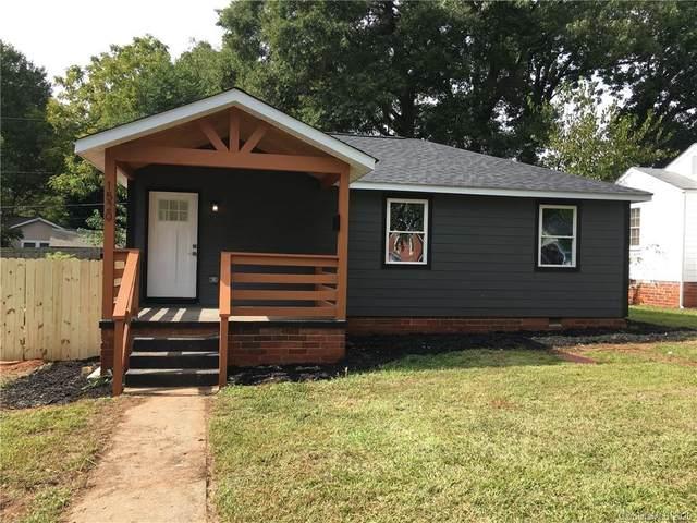 1520 Herrin Avenue, Charlotte, NC 28205 (#3675022) :: Mossy Oak Properties Land and Luxury
