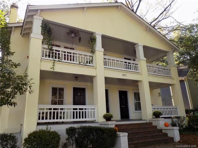 1517 Cleveland Avenue D, Charlotte, NC 28203 (#3675292) :: Charlotte Home Experts