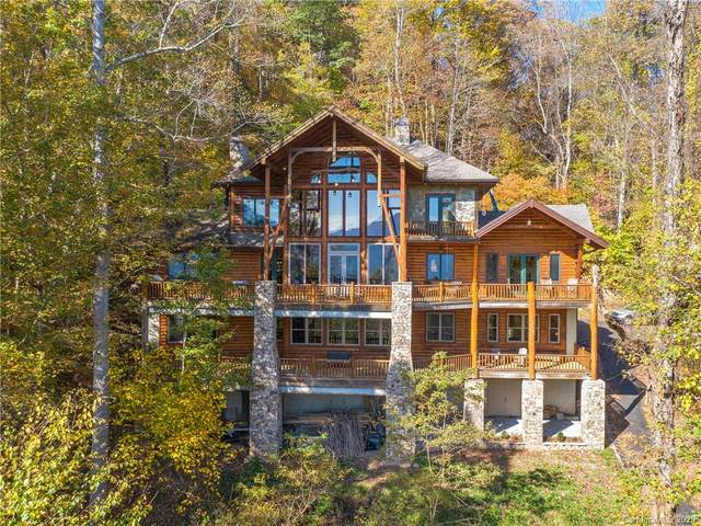 142 Bear Vista Trail, Waynesville, NC 28785 (#3675297) :: Willow Oak, REALTORS®