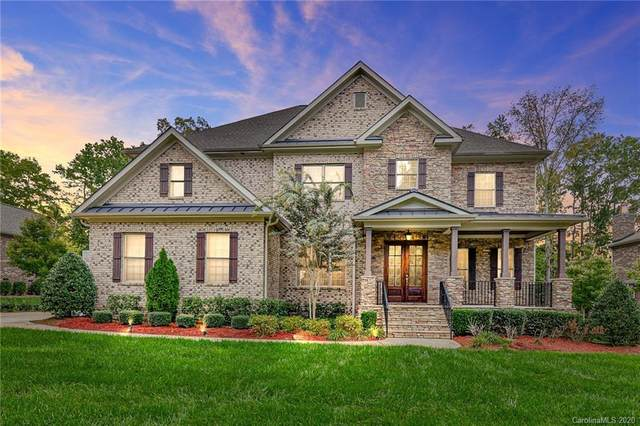 1608 Tarrington Way, Indian Trail, NC 28079 (#3675438) :: Stephen Cooley Real Estate Group