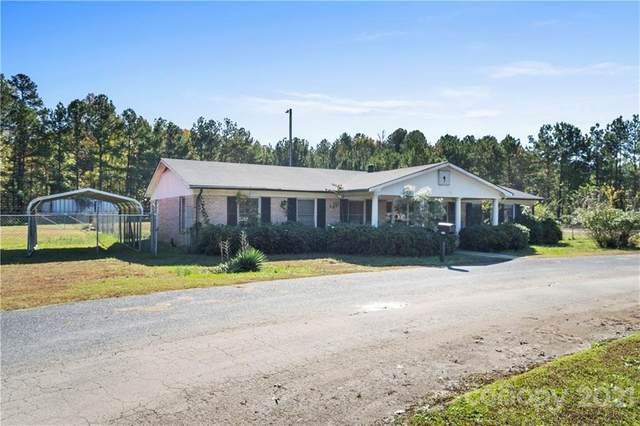 2086 Nc Hwy 24/27 Highway E, Biscoe, NC 27209 (#3675508) :: BluAxis Realty