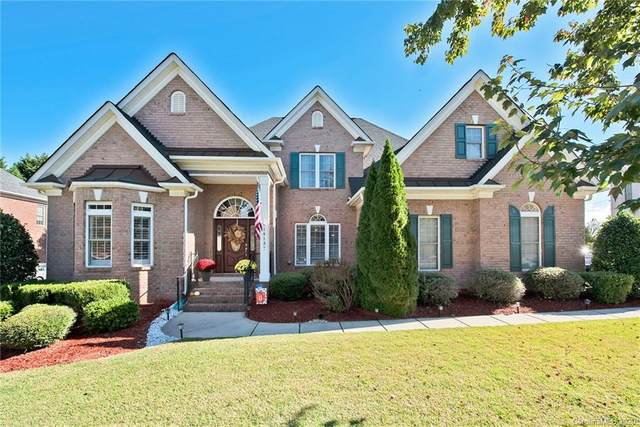 14137 Bramborough Road, Huntersville, NC 28078 (#3675689) :: High Performance Real Estate Advisors