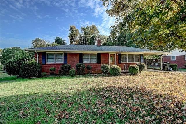 305 W 2nd Street, Cherryville, NC 28021 (#3675707) :: Ann Rudd Group