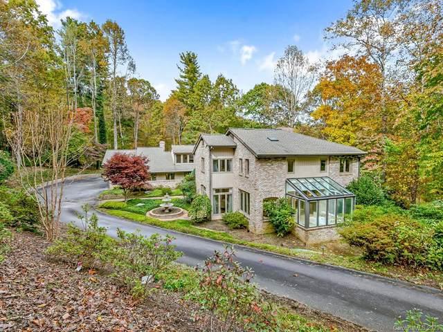 300 Winding Meadows Drive, Flat Rock, NC 28731 (#3675929) :: Robert Greene Real Estate, Inc.