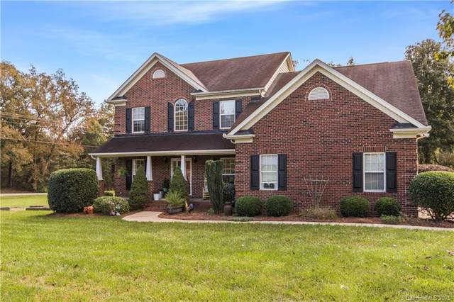 6001 Spence Court, Monroe, NC 28110 (#3675957) :: Stephen Cooley Real Estate Group