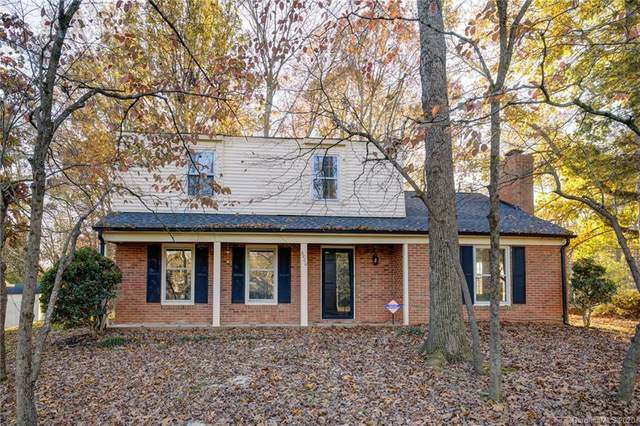 5200 Barrington Drive, Charlotte, NC 28215 (#3676011) :: Miller Realty Group
