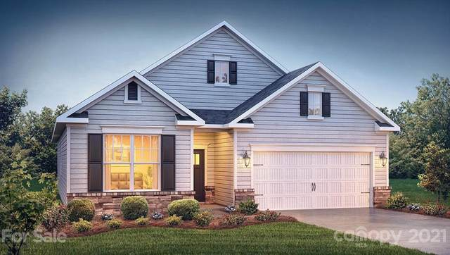 12 Southern Way Lane #19, Leicester, NC 28748 (#3676244) :: Carolina Real Estate Experts