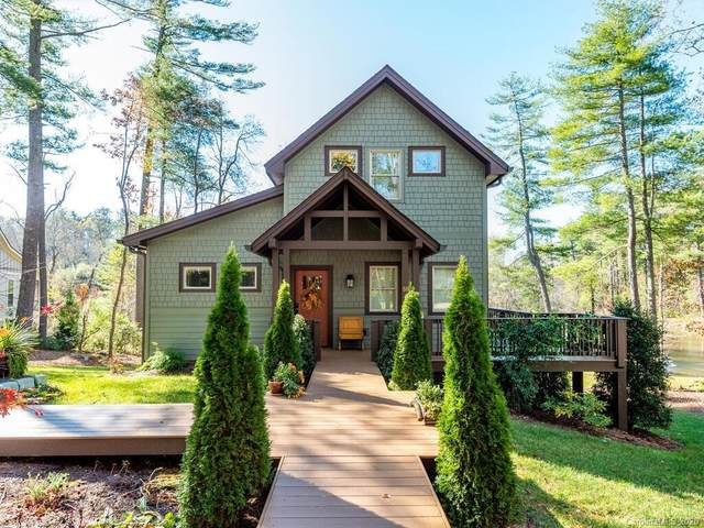 88 Lake Cove Road, Flat Rock, NC 28731 (#3676250) :: Stephen Cooley Real Estate Group