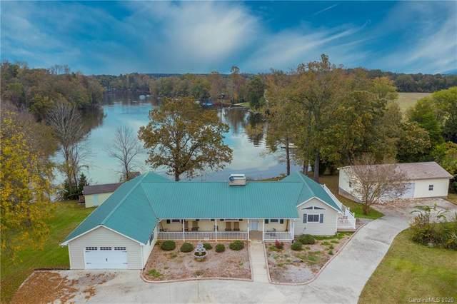6320 Goodman Lake Road, Salisbury, NC 28146 (#3676277) :: Stephen Cooley Real Estate Group