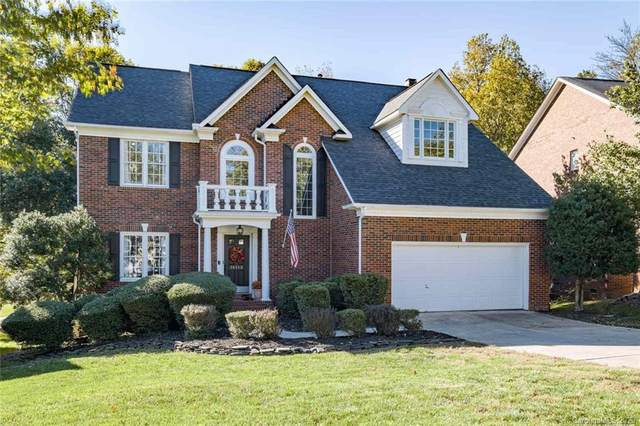 16113 Cranleigh Drive, Huntersville, NC 28078 (#3676308) :: Stephen Cooley Real Estate Group