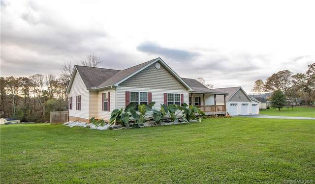 107 Ladson Spring Trail, Mills River, NC 28759 (#3676415) :: Exit Realty Vistas