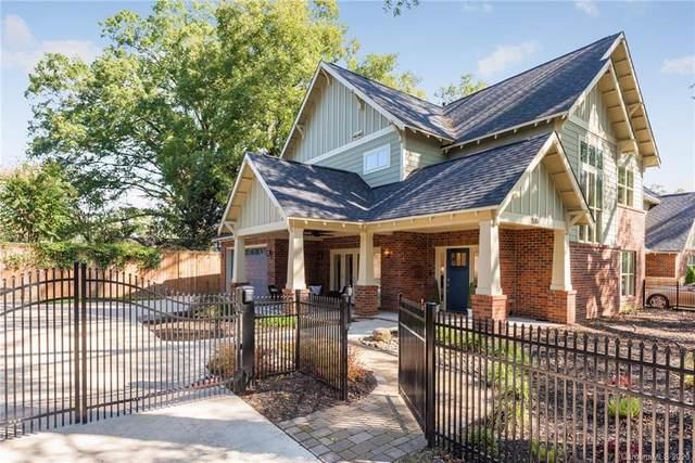 535 Cook Street, Charlotte, NC 28207 (#3676620) :: Carolina Real Estate Experts